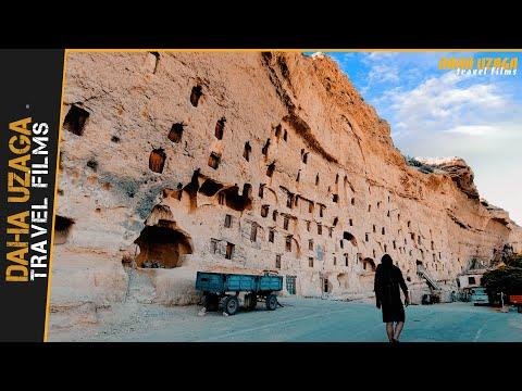 Taşkale Tahıl Ambarları, Manazan Mağarası, İncesu Magarası. Turkey Nature Trekking.