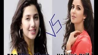 Pakistani Actress Vs Indian Actress