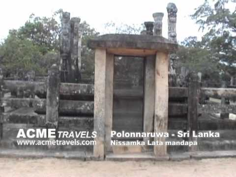 Polonnaruwa Sri Lanka Acme Travels