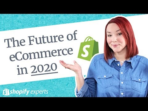 Top 7 Trends for eCommerce in 2020