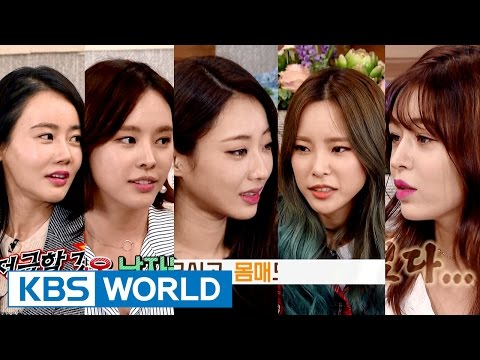 Happy Together - Actresses vs. Divas [ENG/2016.11.17]