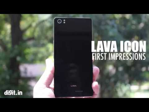 Lava Icon   First Impressions