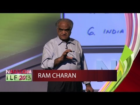 Business Advisor And Author, Ram Charan Looks At A 20 Yr ...