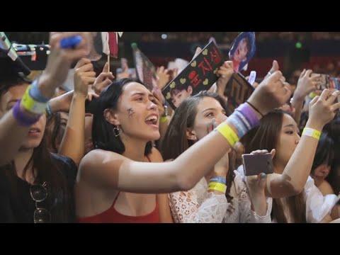 한류축제 '케이콘' 오세아니아 상륙…호주 2만명 '열기' / 연합뉴스TV (YonhapnewsTV)