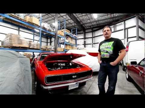 Eric Latino:  1967 Camaro SS Project