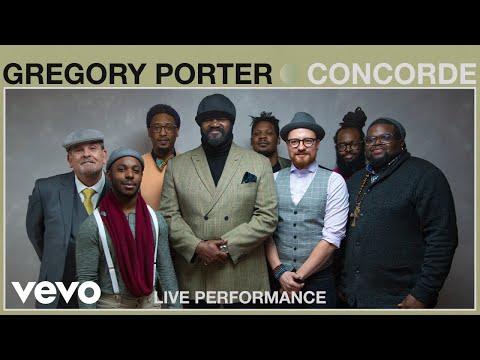 Gregory Porter | Concorde (Live Performance) | Vevo