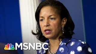 Susan Rice News Gives GOP Temporary Relief | MTP Daily | MSNBC