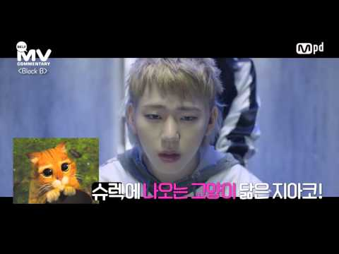[MV Commentary] Block B(블락비) - TOY 뮤비코멘터리