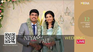 NIYA with PAUL Wedding