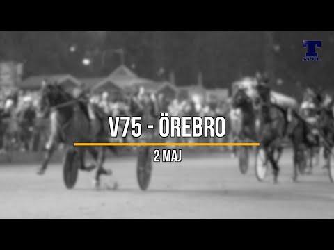 V75 tips Örebro - jackpot!