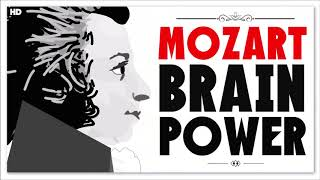 5 Hours Mozart Brain Power Music   Focus Concentration Improve Recharge Reading Studying Music