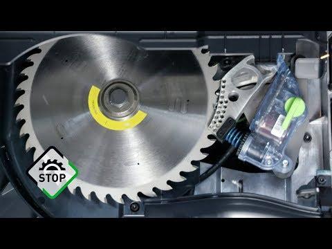 Festool TKS80 EBS-SET 240v Table Saw 575831