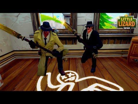 John Wick Steals Omegas Suit Dangerous Fortnite Short Film