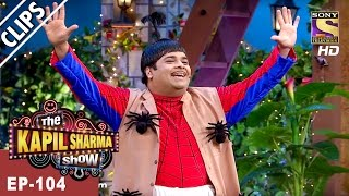 The Doodhwala's Antics  - The Kapil Sharma Show - 7th May, 2017