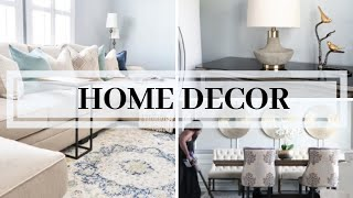 MY 10 BEST BUDGET FRIENDLY HOME DECOR STORES