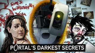 Portal's Darkest Secrets (Creepy Portal Easter Eggs & Facts)