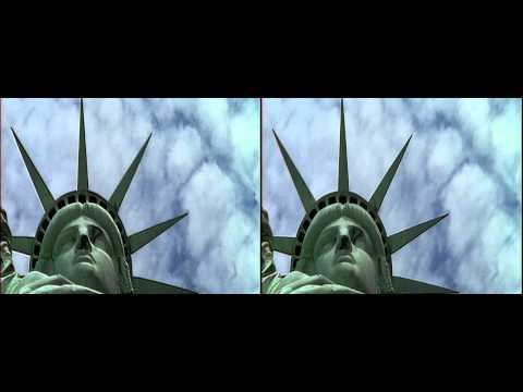 Statue of Liberty yt3d:enable=true HD 3D