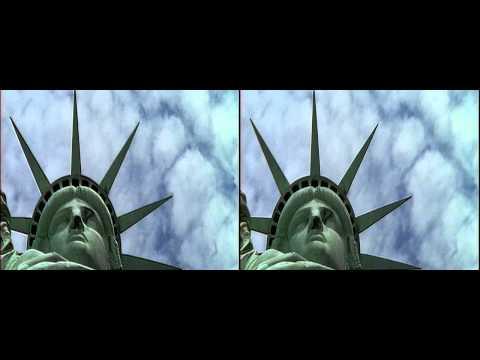 Statue of Liberty yt3d:enable=true HD 3D