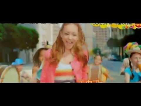 安室奈美恵 新曲「Contrail」 MV PVメイキング アルバム「FEEL」収録
