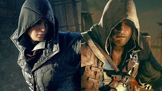Assassin's Creed Syndicate - Visiting Edward Kenway's Home + Lowlands Easter Egg