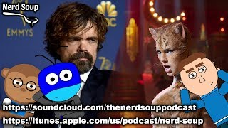 Game of Thrones Emmy Nominations 2019 - The Nerd Soup Podcast!