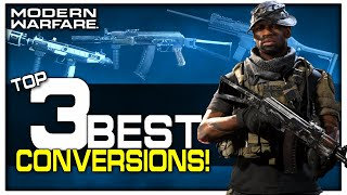 Top 3 Gun/Ammo Conversions in Modern Warfare!