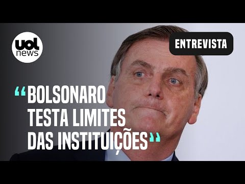 'Bolsonaro não tem força para dar golpe, mas nunca negou intenção', diz presidente da OAB