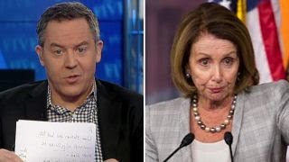 Gutfeld on Nancy Pelosi's defense of John Conyers