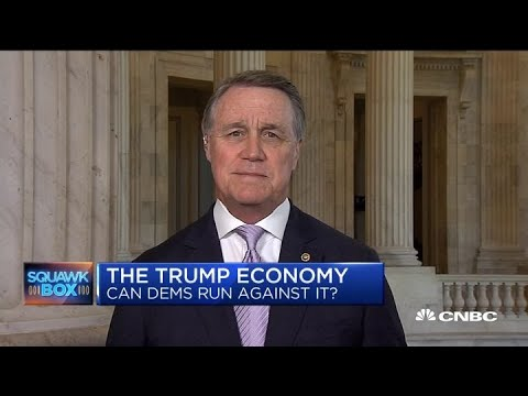 Watch CNBC's full interview with Senator David Perdue