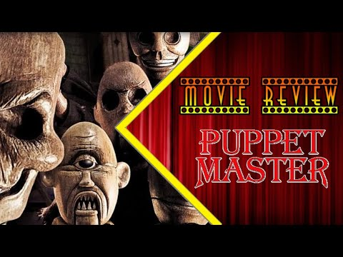 Retro Puppet Master - Movie Review
