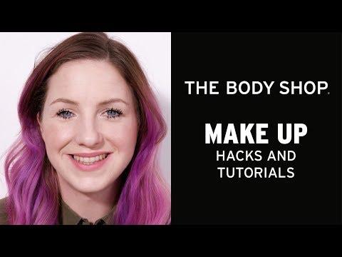 Naturlig Make-Up Look – Ciara O'Shea för The Body Shop