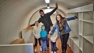 Picking Out Our New Bomb Shelter!!!