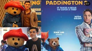 PADDINGTON 2018 trailer with XIAN LIM