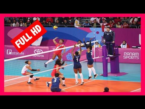 Perú Vs Colombia Juegos Panamericanos FULL HD 08/08/19