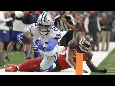 Dallas Cowboys get their 17 game schedule