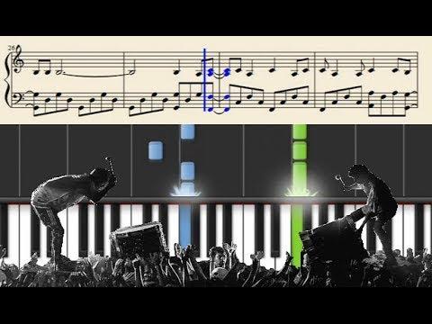 twenty one pilots: Trees (Emotional Roadshow Live Version) - Piano Tutorial + SHEETS