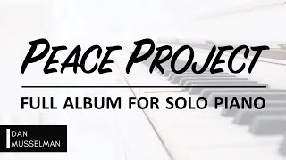 PEACE PROJECT, full album by Hillsong Worship, with lyrics   1 Hour of Piano Christmas Music  