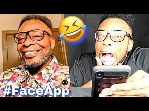 The NEW Faceapp with OLD FACE (OMG Face App MUST BE STOPPED)