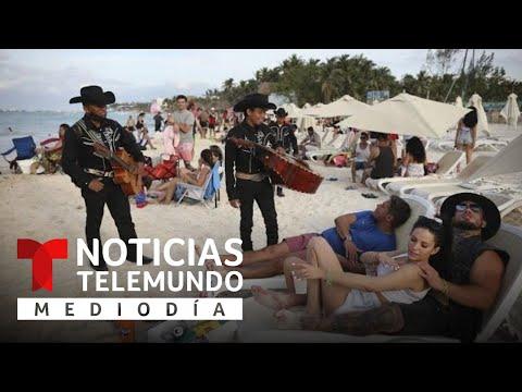 México fue el tercer país con más turismo durante el 2020 pese al riesgo de contagio por COVID-19