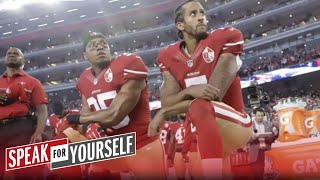 Whitlock 1-on-1: Warren Moon talks Colin Kaepernick & social protests | SPEAK FOR YOURSELF