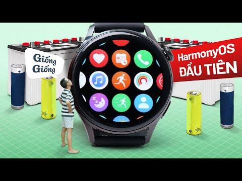 Đánh giá Huawei Watch 3: chạy Harmony OS liệu thay được Android?