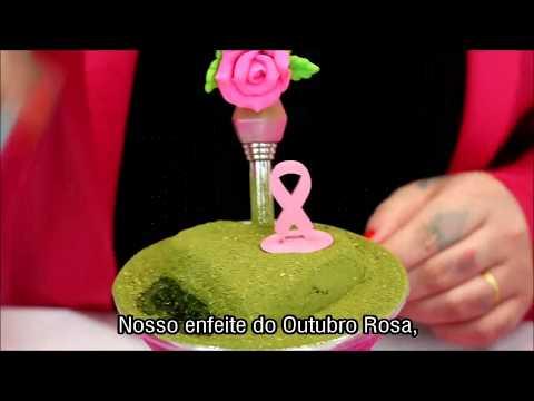 Como fazer o chimarrão Outubro Rosa