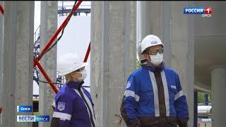 Промышленные стоки Омского НПЗ будут сравнимы по качеству с питьевой водой
