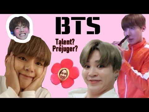 ( BTS ) Préjuger? Talent ?! { FR }