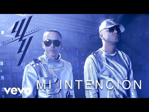 Wisin & Yandel, Miky Woodz - Mi Intención (Audio)