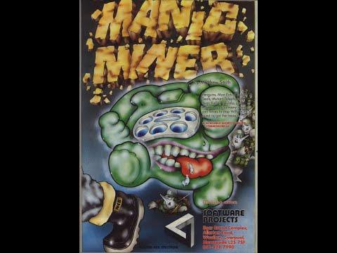 RETROJUEGOS REMEMBER #024: Manic Miner (ZX SPECTRUM) LONGPLAY