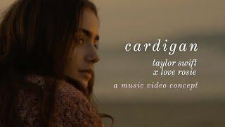Cardigan - music video