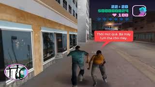 GTA Vice City cười vỡ bụng có ai từng TROLL như thế này 😁???