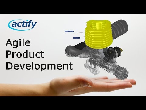 Agile Product Development - Powered by Actify SpinFire Ultimate