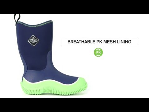 video Kids Hale Boots Tested